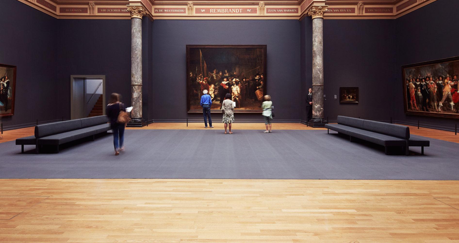 Nachtwacht - Rijksmuseum - Wybenga