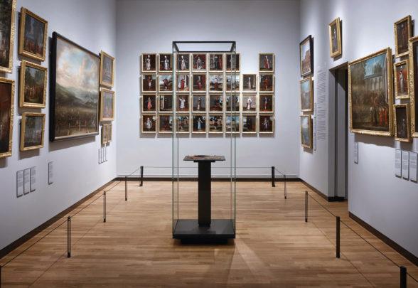 Rijksmuseum Amsterdam - artglass - Glashandel Wybenga