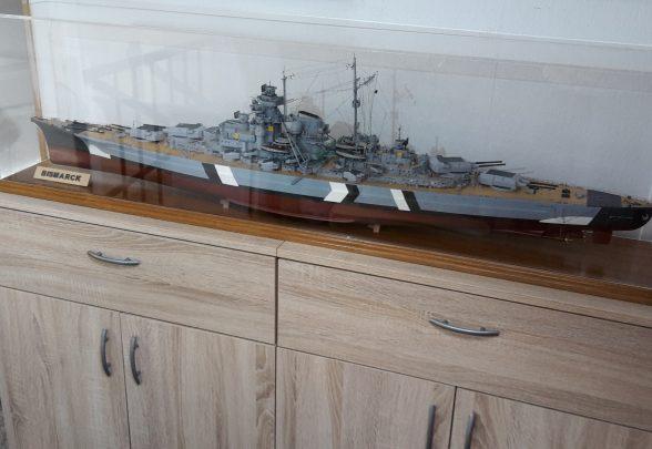 Groots in klein | Marine modelbouw 1