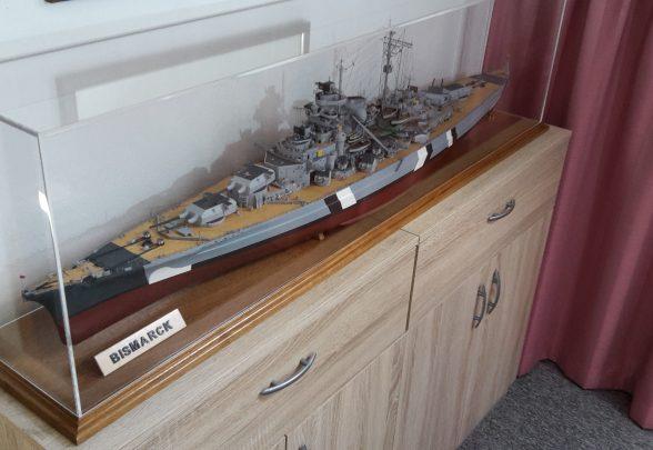 Groots in klein | Marine modelbouw 4