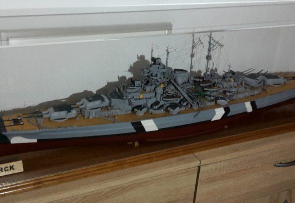 Groots in klein | Marine modelbouw 5