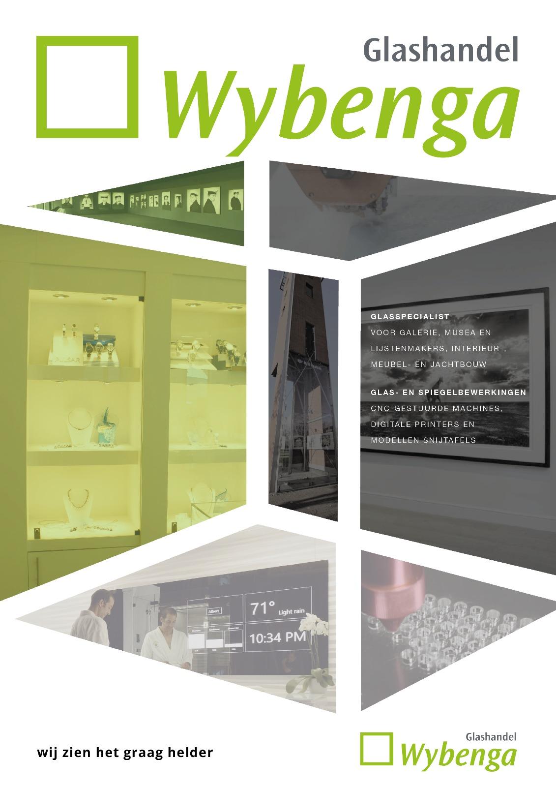 Glasspecialist Glashandel Wybenga