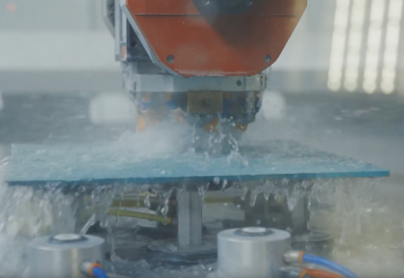 Intermac CNC-machine